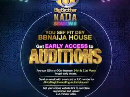 BBNaija Season 6: Only one day left for early access auditions