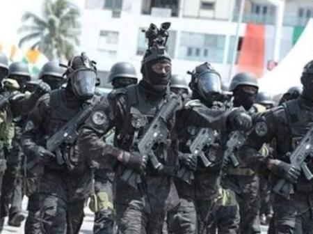 La Côte d'Ivoire ne fait plus peur militairement… le pays recule de 11 points à l'échelle mondiale