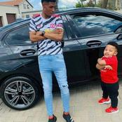 Why Vincent Pule & His Son Were Very Happy Yesterday [See Pics]