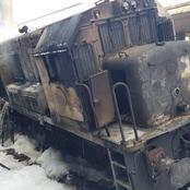اللحظات الأولى لحادث قطار اليوم.. وهذه أبشع كارثة في تاريخ السكة الحديد (فيديو)