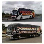A TBT Photo Of 'Xenon Dreamline Luxury Bus' Elicit Mixed Reactions Among Kenyans