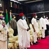 Igbo Governors Lunches Ebubeagu Regional Security