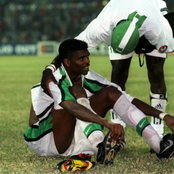13 painful finals Nigeria has lost on the international scene (photos)