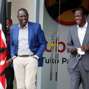 Tuju Breaks Silence on Jubilee Punishing DP Ruto, Raila Being Jubilee's 'Presidential Candidate'