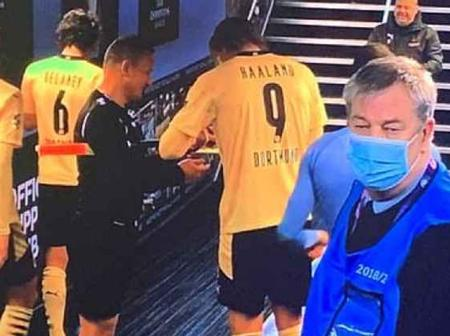 Opinion: The Romanian Referee In Tuesday's Champions League Game Should Be Sanctioned For Doing This