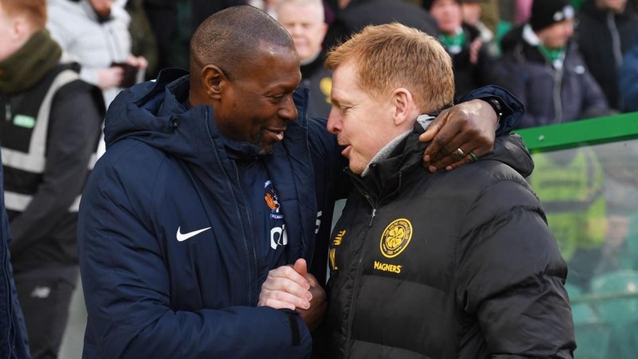 Lennon condemns racist abuse aimed at Kilmarnock boss