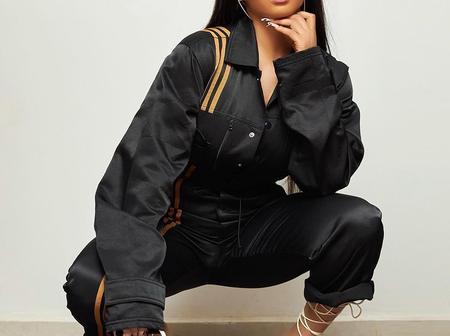 4 Times Toke Makinwa Looked Stylish and Beautiful in Black