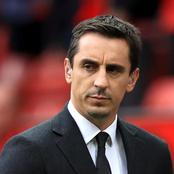 Gary Neville Predicts Possible Outcome Between Liverpool And Real Madrid at Anfield