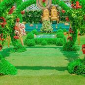 Couples to be : Check out this igbo Traditional marriage Decoration ideas.
