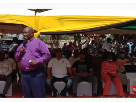 Kilifi Bishop Endorses Ruto