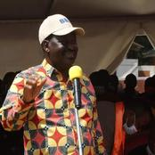 How Raila Rates Busia County in BBI Popularity