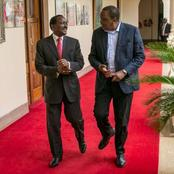 Uhuru As PM? Kalonzo Reveals The Following After President Expressed His Interest To Become The PM