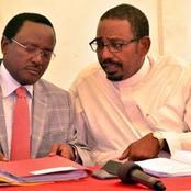 RIP! Top Kalonzo Musyoka's Ally Delivers A Sad News To Kenyans