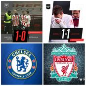 Opinion: Chelsea And Liverpool Fans Should Be Happy About This Two Week 27 EPL Result