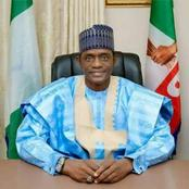 The Governor Of Yobe State Signed N454.2 M For Retirees.