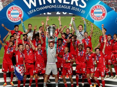 Can Bayern Munich Win The UEFA CL Back To Back Like Real Madrid? (opinion)
