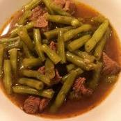 How to Cook Tastier French Beans with Meat