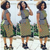 20 beautiful Ankara styles to rock to work on Fridays.