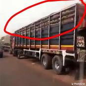 Those Trucks Won't Be Allowed To Take Foods To South, Our People Were Unjustly Killed - Group Vows