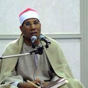 الأوقاف تمنع أحد أشهر مقرئي القرآن الكريم من الخطابة والعمل الدعوي.. وهذه هي الأسباب