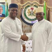 As FFK Endorsed Yahaya Bello For Presidency, See The Derogatory Post He Made About Him 3 Years Ago