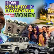 Kennedy Agyapong Is Indeed Very Worthy, See Photos Of Expensive Cars And Mansions He Owns.