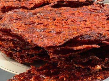 "The English Name For ""Kilishi"""