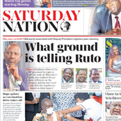 KEPSHA: Principals To Be Vaccinated First, What Coast Wants From Raila In Newspapers Today