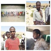 Deadly Offensive Attack Kills More Than 20 Al-Shabaab Terrorists, 4 More Arrested -PHOTOS