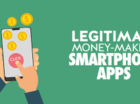 4 legit apps that can make you money