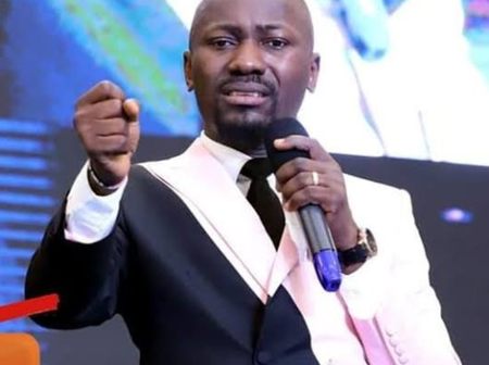 Check out What Apostle Suleman Said Will Happen This Week