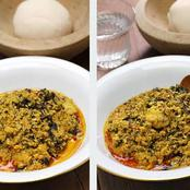 See Two Major Ways Egusi Soup Can Be Cooked