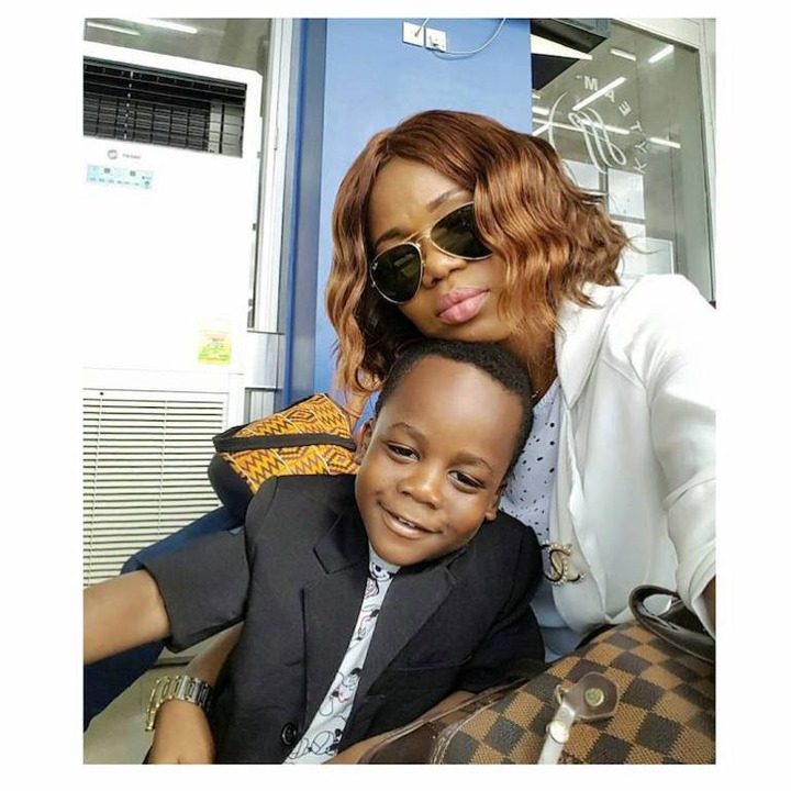 c43cbb84e9b2454ce94ae33bf3d74443?quality=uhq&resize=720 - Mother love: Check out some hot Photos of Mzbel and Tracey boakye hanging out with their sons