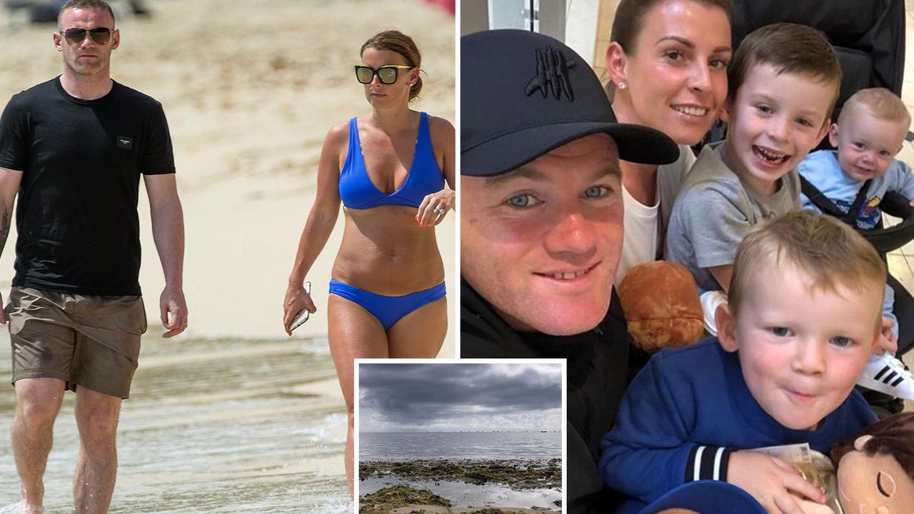 Wayne and Coleen Rooney plan seaside summer holiday with their kids in wet and windy Wales