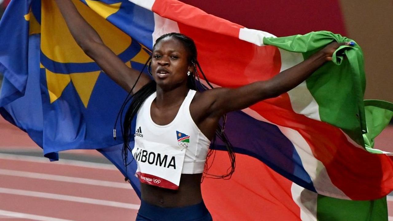 Gesichter Olympias: Christine Mboma (Leichtathletik) - Echte Werte