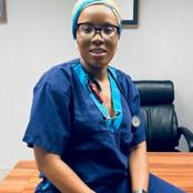 First virtual African Doctor Coceka Mfundisi