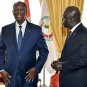 Après quelques mois d'absence, Amon Tanoh réapparait et demande pardon à Ouattara. Voici les détails