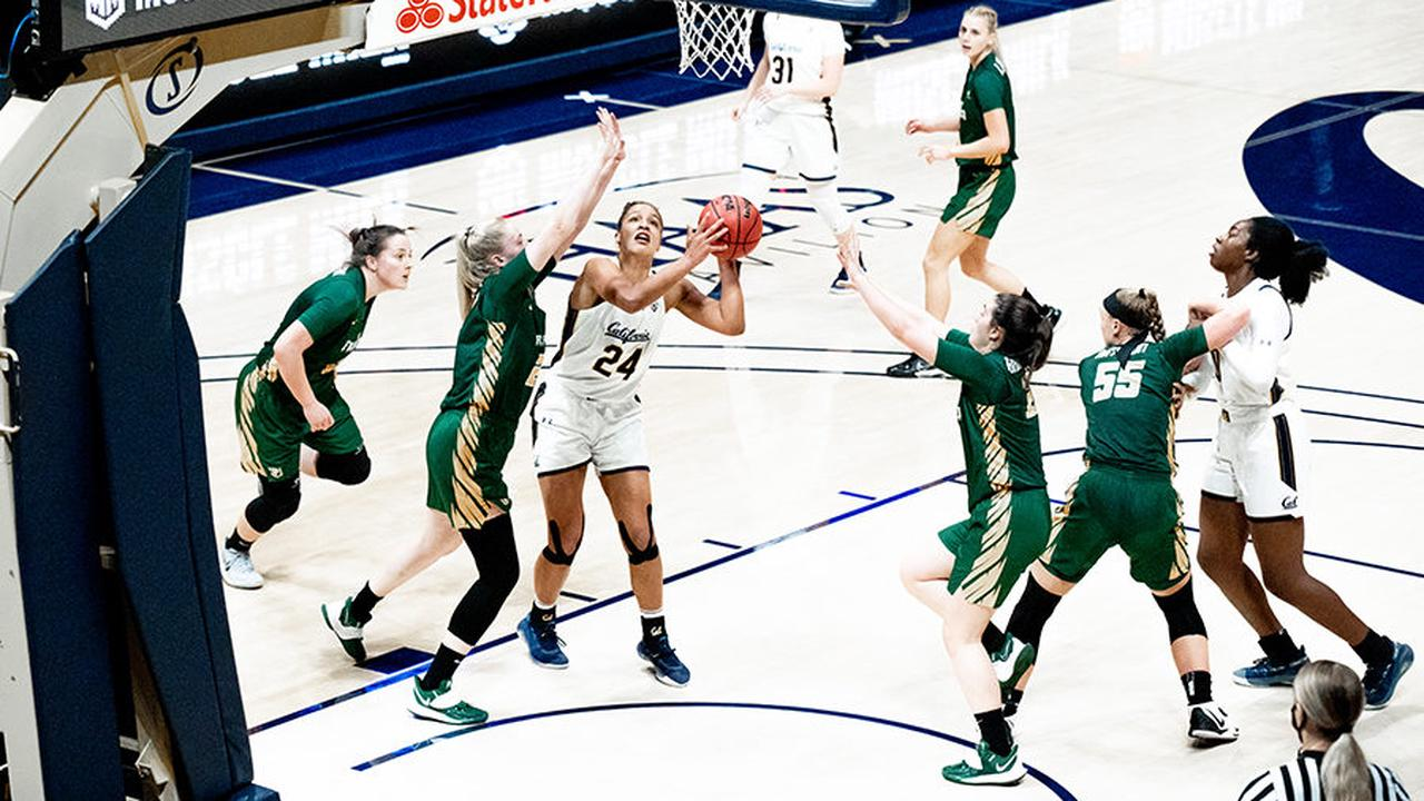 Cal women's basketball loses competitive contest in Colorado