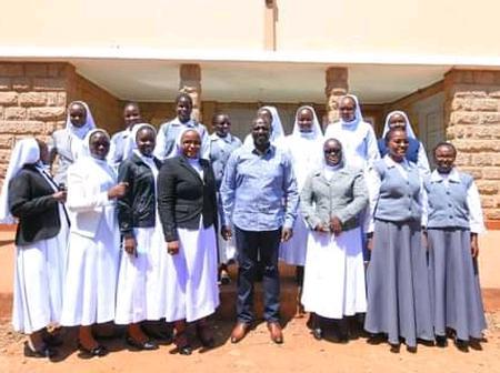 Deputy President Begins His 3-Day Tour in Meru County