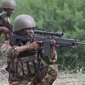 Good News For Kenya Defense Forces Recruits As The Government Make This Announcement