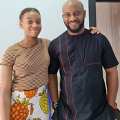 Nollywood Actor Celebrates His Daughter's Birthday