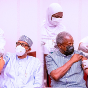 FG Reveals The Side Effect Of COVID-19 Vaccine