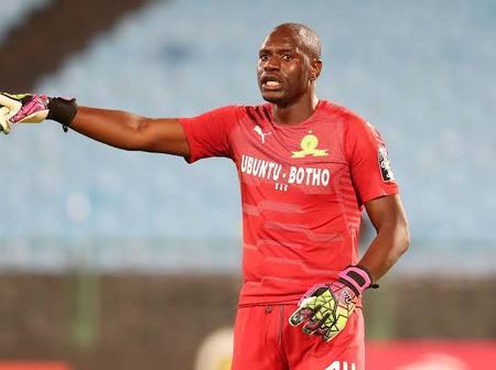 In Shock: Denis Onyango RETIRES With Immediate Effect