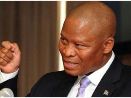 Mogoeng's Requests To Zuma Regarding His Sanction Is Strategic