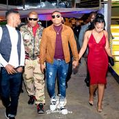 Otile Brown's And Ethiopian Socialite Nabayet's Happy Moments Will Leave You in Admiration (Photos)
