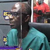 """I Helped Plan This Even Before Kyei Mensah Bonsu Thought Of Coming To Parliament"" – Asiedu Nketia"