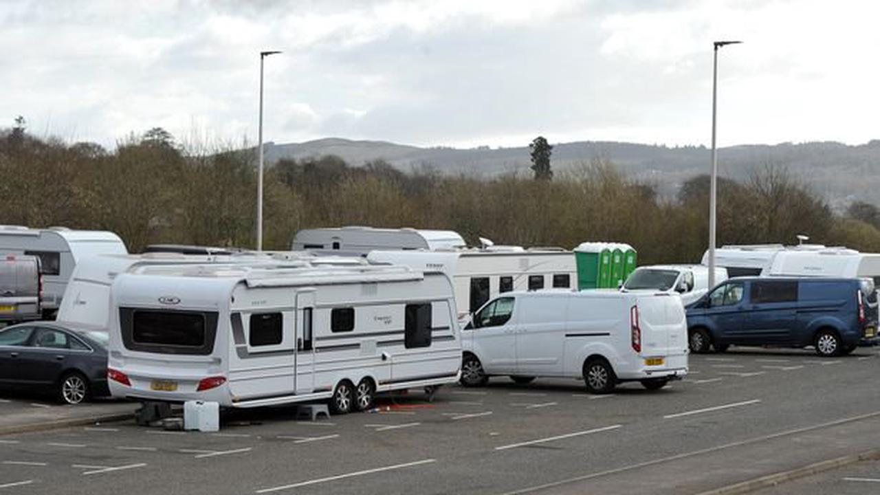 Perth and Kinross Council offer aid to Travellers on Perth outskirts