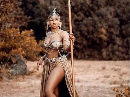 Nigeria's Aqua Woman: Meet the Beautiful Lady Tacha