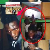 Man Who Stole From Shoprite Was Caught, See What Was Found In His Room [Video]