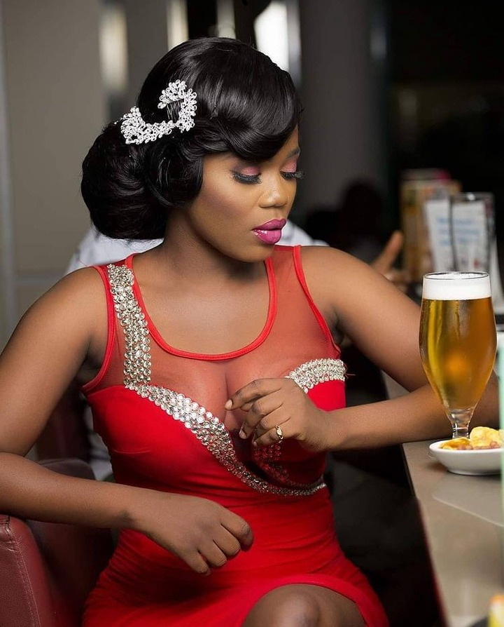 c472a43e8f904c27bffa118cc02f5441?quality=uhq&resize=720 - Benedicta Gafah, Ahuofe Patri, And Other Celebs Causes Massive Stir With 'Spicy' Val's Day Photos